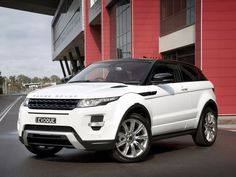 Land Rover Range Rover Evoque Coupe Dynamic 2011