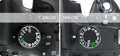 Wat doet nu eigenlijk de M, Av, Tv of S-stand op je Nikon of Canon-camera? #fotografietip #digitalecamera