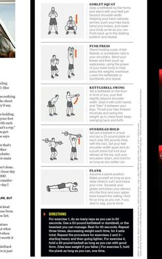 All New 300 Workout