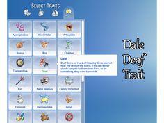Sims 4 Traits, Sign Language Interpreter, Deaf People, Agoraphobia, Context Clues, Shall We Dance, Sims Mods, Reading Skills, Jokes
