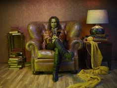 """Once Upon A Time S2 Robert Carlyle as """"Mr. Gold/Rumplestiltskin"""""""