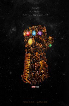 Infinity War Fan-Made Poster