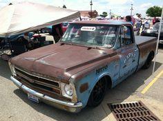 Chevy C10 Shop Truck