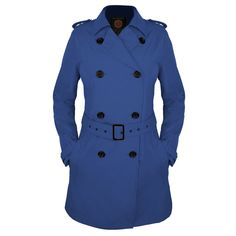 Women's Trench Coat with 18 pockets for traveling....