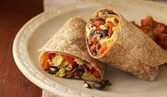 Los burritos son en la pais de Mexico. Mexico es famoso para este delicioso comida.