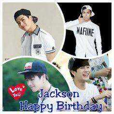 Happy birthday,Jackson!!!<3