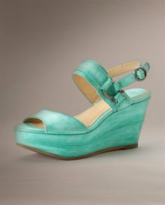 Frye - Carlie Sling: This might be the best color in the world.