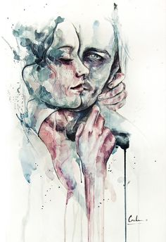 forever_yours__freckles_by_agnes_cecile-d4jluzf
