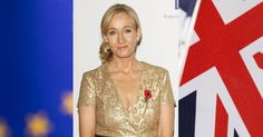 Donald Trump, J.K. Rowling and a host of other big names have reacted to the U.K.'s historic Brexit vote to leave the European Union