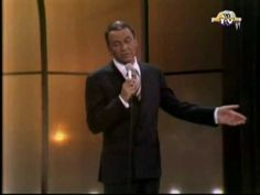 Frank Sinatra singing probably one of his more familiar song that he is known for. So emotion, feeling the words he sings. Just fabulous. Also, the orchestra sounds lovely.