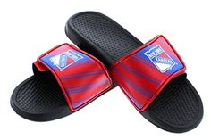 New York Rangers Sandals