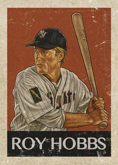Cuyler Smith created trading cards for all of your favorite movie and TV characters. Baseball Movies, Baseball Art, Sports Baseball, Sports Art, Baseball Painting, Giants Baseball, Ny Yankees, Baseball Players, No Crying In Baseball