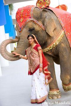 San Diego, California Indian Wedding by Braja Mandala | MaharaniWeddings.com