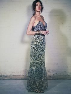 Free People Legends of Folklore Maxi, £288.00