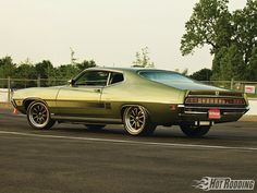 The Best Classic Ford Muscle Cars Daily at http://www.musclecardefinition.com/