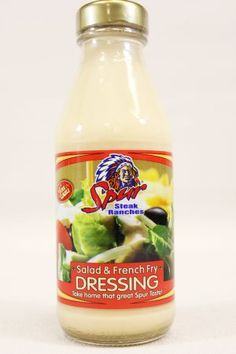 South Africa's restaurant Spur's best french fry sauce