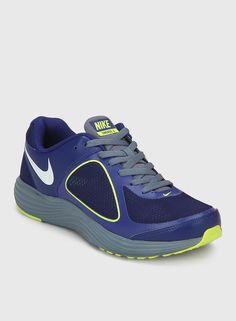 Nike Emerge 3 Navy Blue Running Shoes On LooksGud.in   #Nike, #Navyblue, #RunningShoes