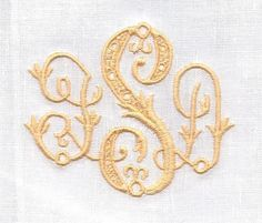 Touch of Lace.  Site with tons of beautiful monogram examples.