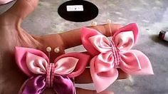 Artesanato: BORBOLETA costurada à máquina - LEMBRANCINHA - ímã- DIY Mariposa…