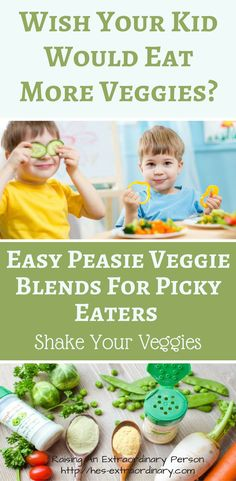 Easy Peasie Veggie Blends - Product Review #shakeyourveggies #pickyeaters #palatepriming #nutrition #healthyeating