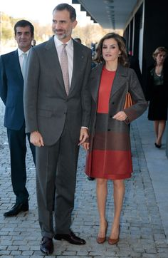King Felipe and Queen Letizia Visit Portugal – Day 2 in Porto with Mayor Rui Moreira. Nov. 29, 2016