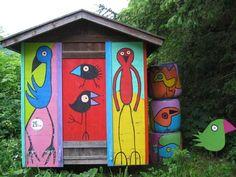 Hans Langner (The Birdman) | Kunst | Pinterest ...  Hans Langner (T...