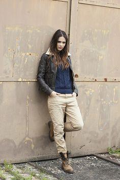 Look PLDM de cet hiver - Modèle Ukange #ootd #outfit #Winter #autumn