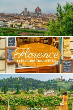The ultimate Florence bucket list: find out all the best things to do in Florence (plus the most offbeat!) here. #florence #firenze #italy #tuscany #travel #explore #europe #travelplanning #italytrip