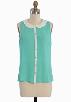 #summer calm seas chiffon top