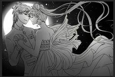 Sailor Moon and Seiya / WIP - 2