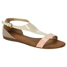 Women's T-Strap Marilena - Tan Coral Multi 6.99 online they didn't have my size.