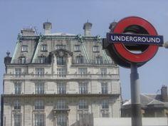London, where else!