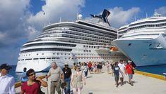 Argentina reduce tasas para cruceros turísticos de gran porte