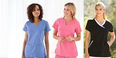 The Evolution of Nursing Uniforms Since 1950s #Nursing #Scrubs #History