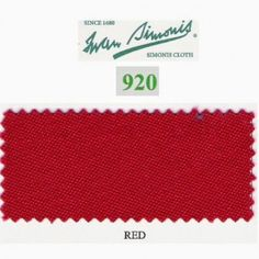 Kit tapis Simonis 920 7ft Red - 110,00 €  #Jeux