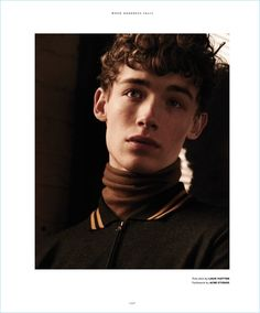 When Darkness Falls: Will Wadhams for Essential Homme - The Fashionisto