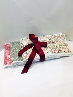 A personal favorite from my Etsy shop https://www.etsy.com/listing/267493058/burp-cloths-set-of-3