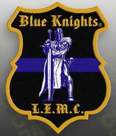 Blue knights xxx motorcycle club you