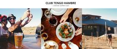 GoBajaCA | Club Tengo Hambre is a roving supper club that explores the food, wine and spirits of Baja California + Mexico City.