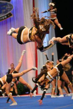 #cheer competitive cheerleaders #KyFun
