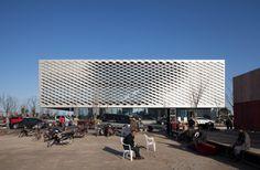 Nantong Urban Planning Museum by HENN Architects