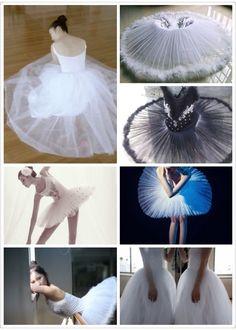 Adult Professional Ballet Platter Tutu Skirt Dance Dress Classic Costume Kids #Unbranded