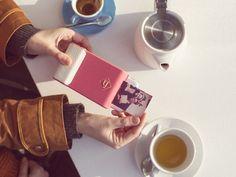Prynt la cover Polaroid