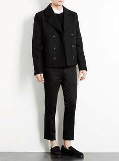 a6465dafc7b Image result for skinny black pants men cropped
