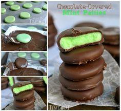 Chocolate-Covered-Mint-Patties-