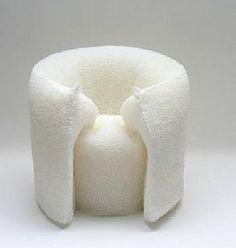 Elegant GLASS CHAIR Shiro Kuramata Glass Chair bocadolobo inspirationideas luxuryfurniture interiordesign Inspirations u Ideas