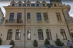Bucharest, Multi Story Building, Windows, Mansions, House Styles, Home Decor, Decoration Home, Manor Houses, Room Decor