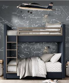 Get excellent recommendations for modern bunk beds for rooms.Get excellent recommendations for modern bunk beds for rooms. Bunk Beds For Girls Room, Bunk Bed Rooms, Loft Bunk Beds, Bunk Beds Built In, Modern Bunk Beds, Bunk Beds With Stairs, Kid Beds, Kids Beds For Boys, Bedroom Boys