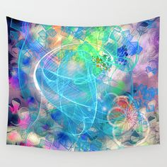 Neon Abstract Design 2 - $43.99