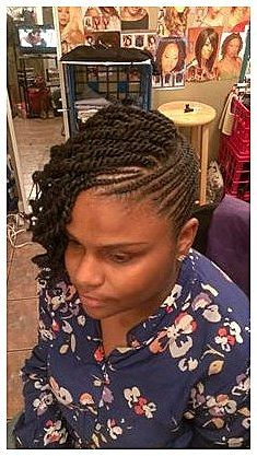 Pictures Of Hair Twist Styles For Black Women Natural Hair